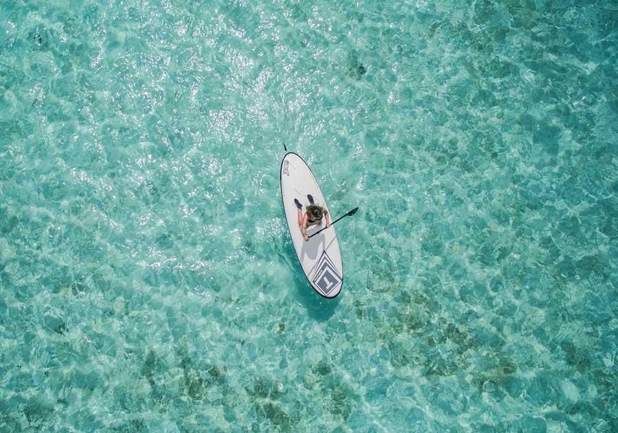 deportes acuaticos en Maldivas