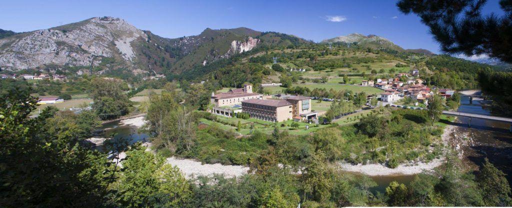 parador cangas de onis, viaje asturias