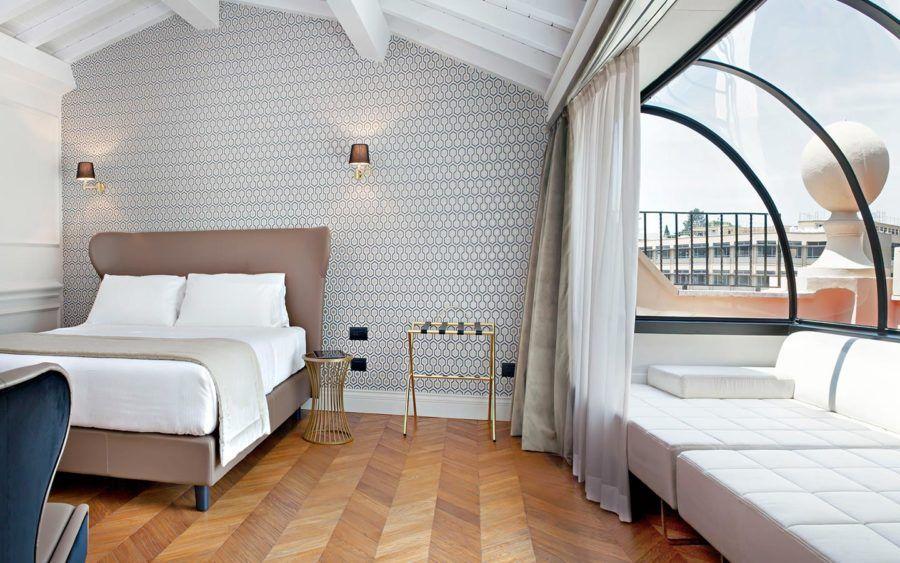 hotel the corner room, donde alojarse en roma, visitas en roma, viajes con amigas en roma