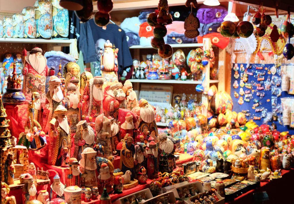 Suiza fin de semana Navidad San Nicolas