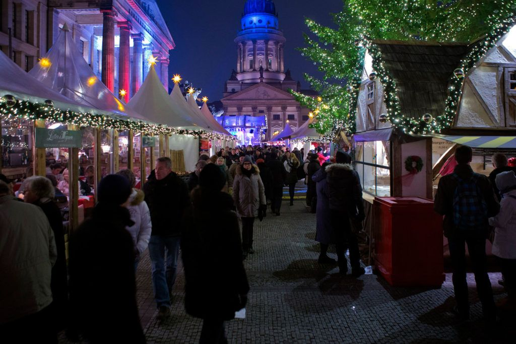 mercado Navidad Alemania Viajes