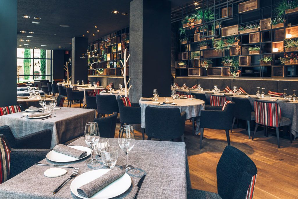 Madrid restaurante