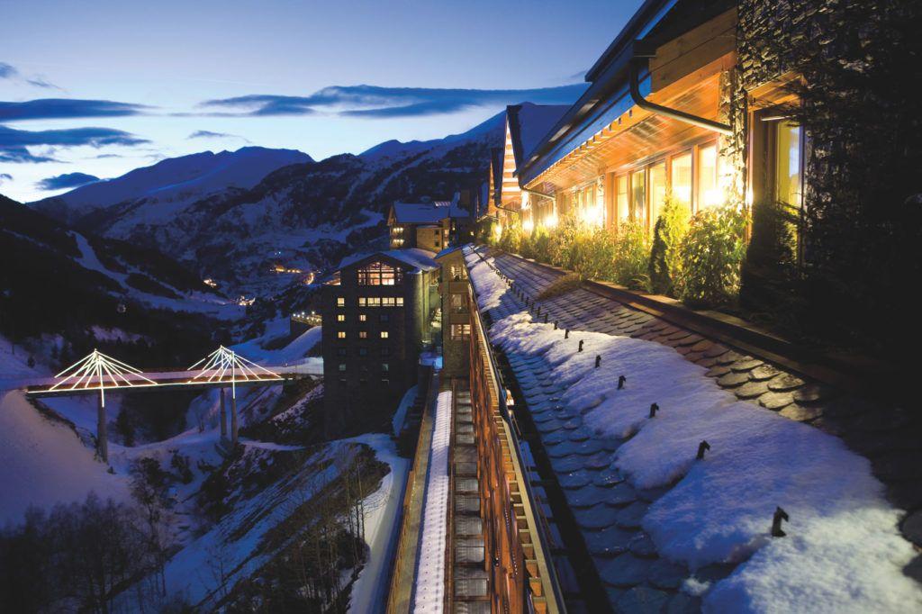 Hotel Andorra Granvalira Soldeu esqui