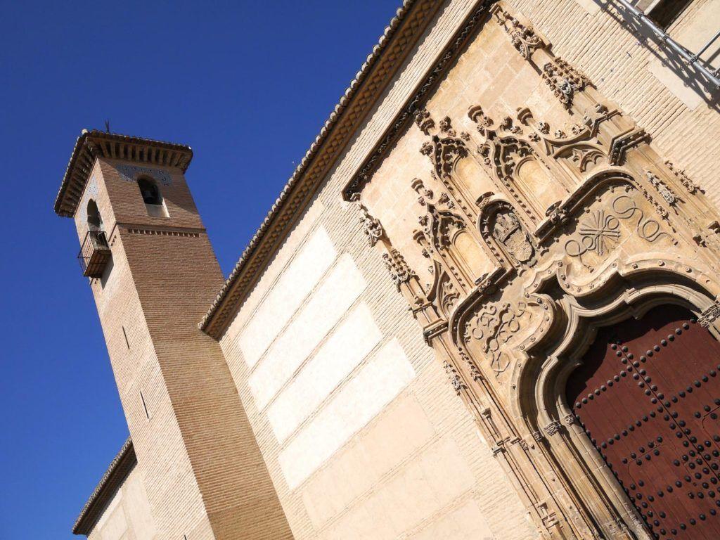 iglesia san nicolas, viaje a granada, albaicin