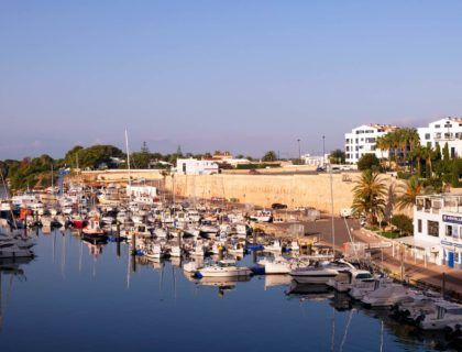 puerto de ciudadela, que ver en menorca, viaje de chicas en menorca