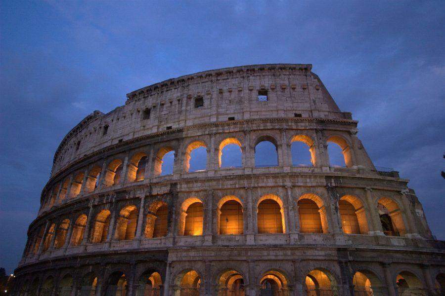 coliseo roma, viaje con amigas a roma, que ver en roma