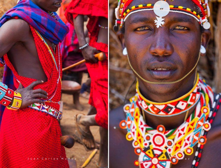 que ver en kenia etnias samburu y masai