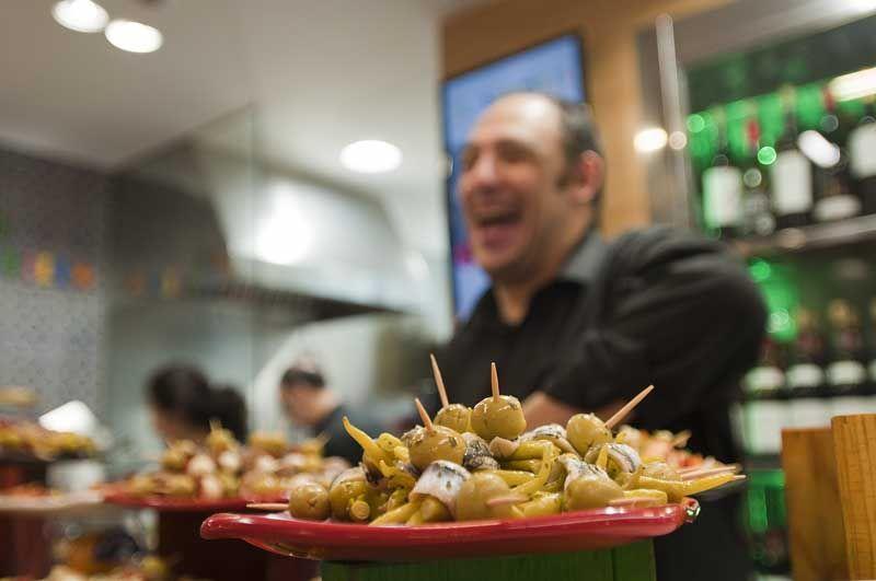 bares de pinchos en bilbao, donde comer en bilbao