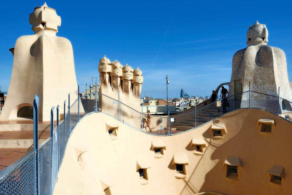 viajes en familia barcelona, que ver con ninos en barcelona, la pedrera en familia