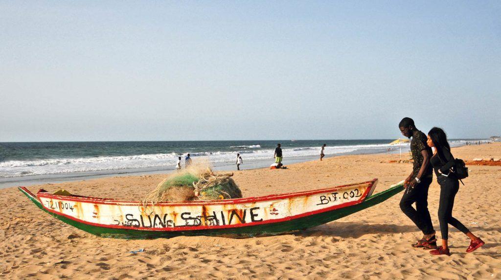 playas de gambia, que ver en gambia, mujeres viajeras en gambia