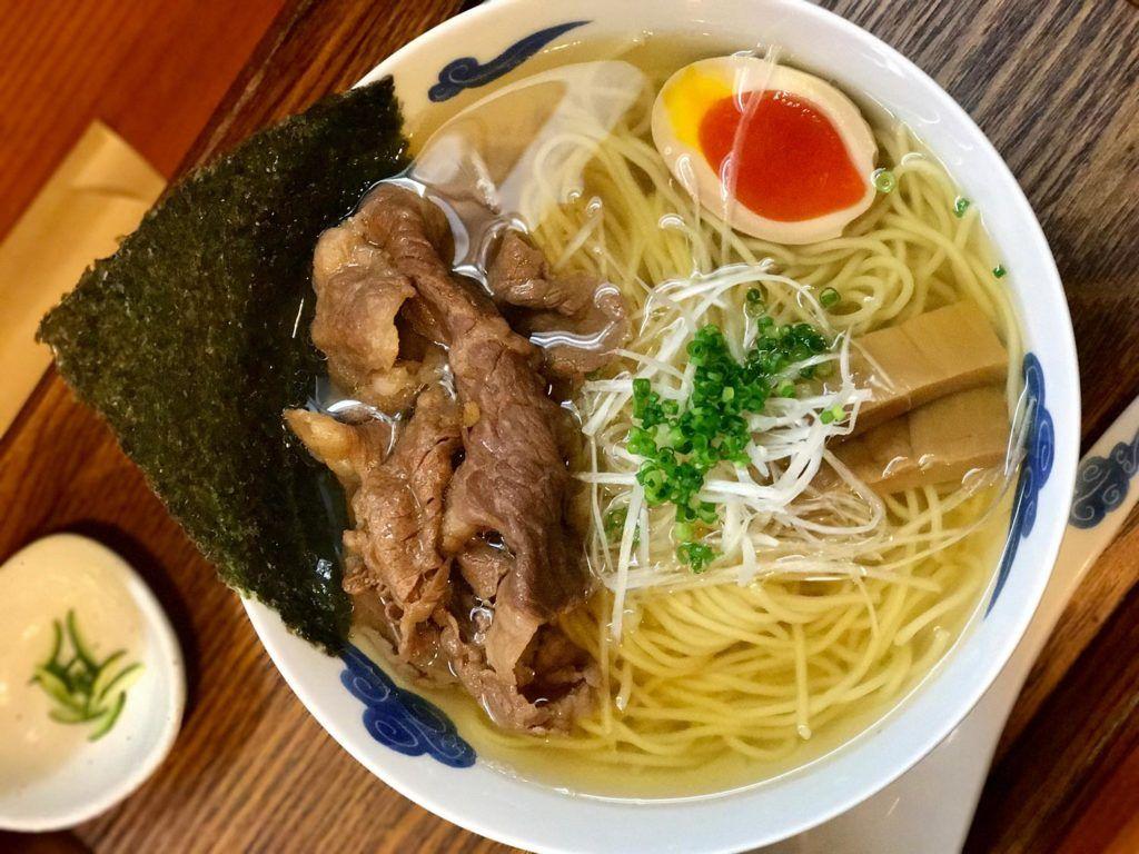 sopa ramen, gastronomia japonesa, viaje tokio