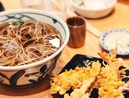 comidas japonesas, viaje a japon, que comer