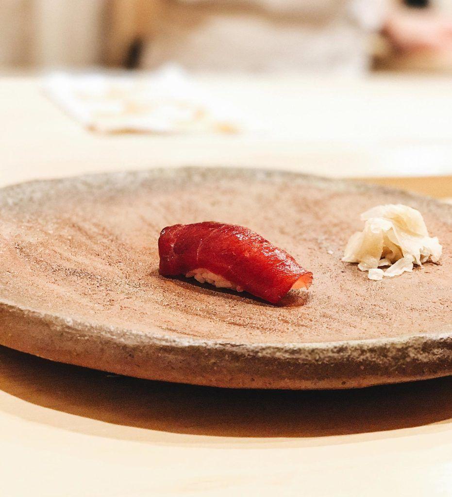 donde comer sushi en tokio, viaje a japon