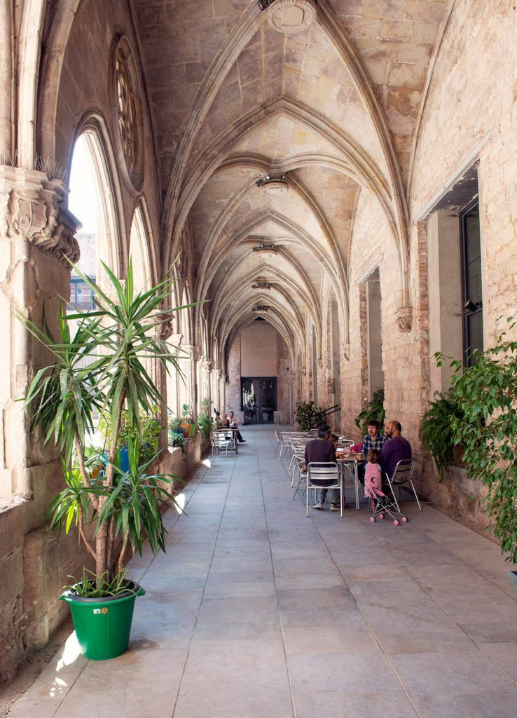 bar el convent, meriendas ninos barcelona, donde ir con ninos en barcelona
