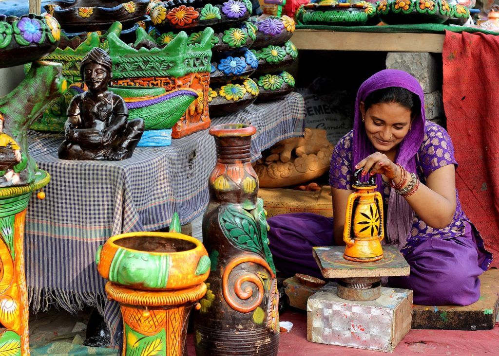 artesania india, viajar sola a india, viajes mujeres india, que ver en india