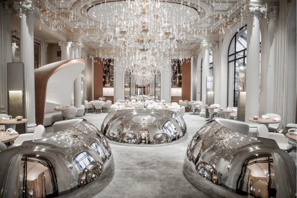 restaurantes estrellas michelin paris, alain ducasse paris, donde comer en paris