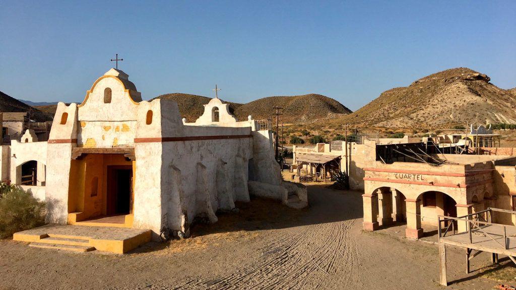 viajes con amigas, slowtravel, desierto Tabernas