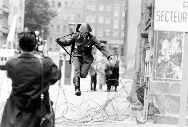 que ver en Berlin, viaje mujeres berlin, desertor conrad schumann