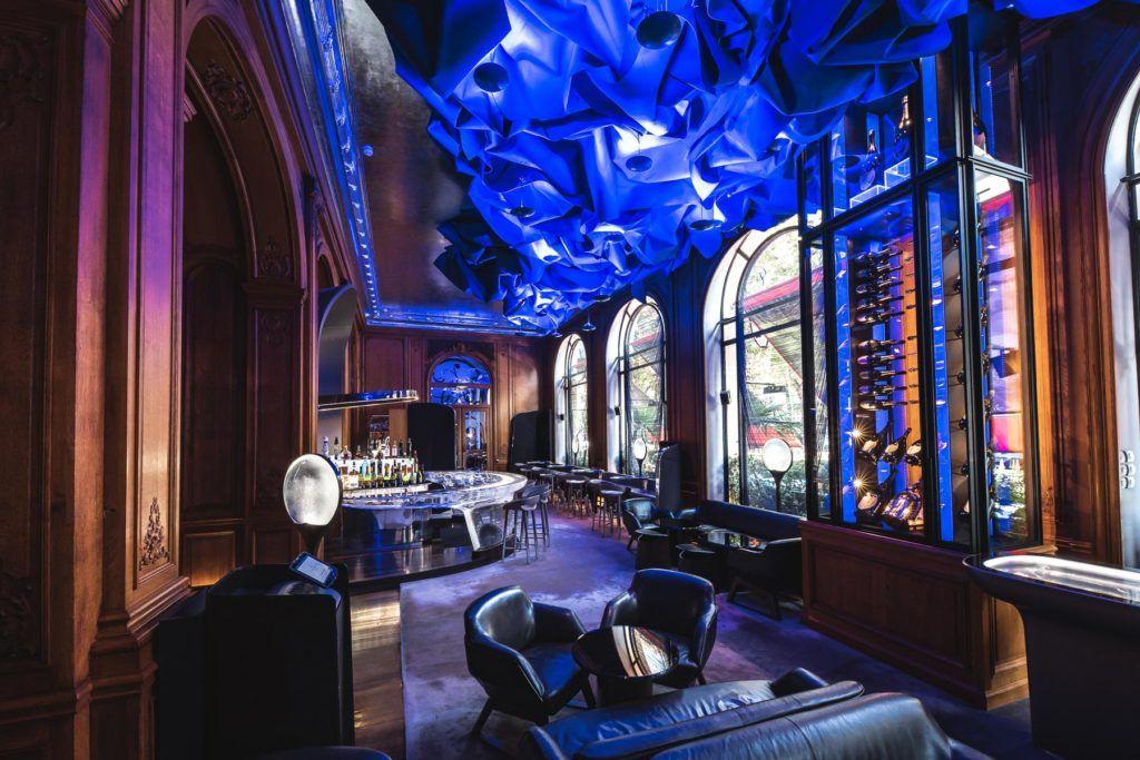 bares de paris, bares elegantes paris, hoteles con bares de paris, plaza athenee le bar