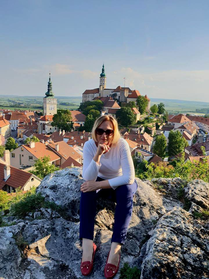 Marketa Leheckova es la representante en España de Czech Tourism