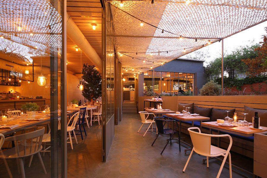 restaurantes en Madrid, salir a cenar con amigas
