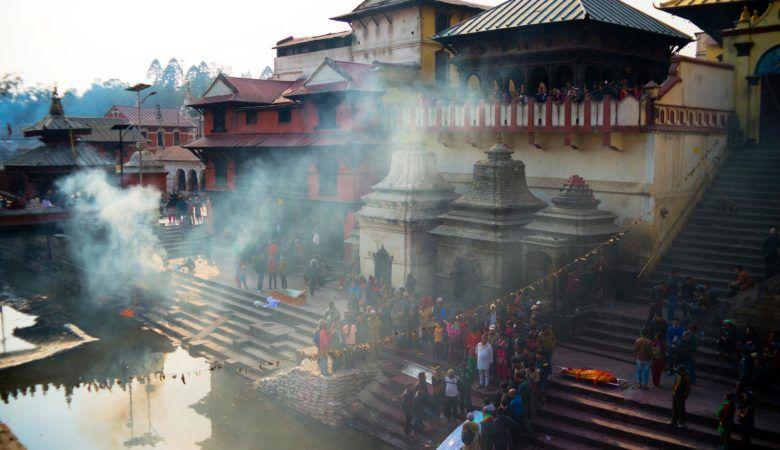 Pashupatinath, la ciudad de los muertos. ©P.G.