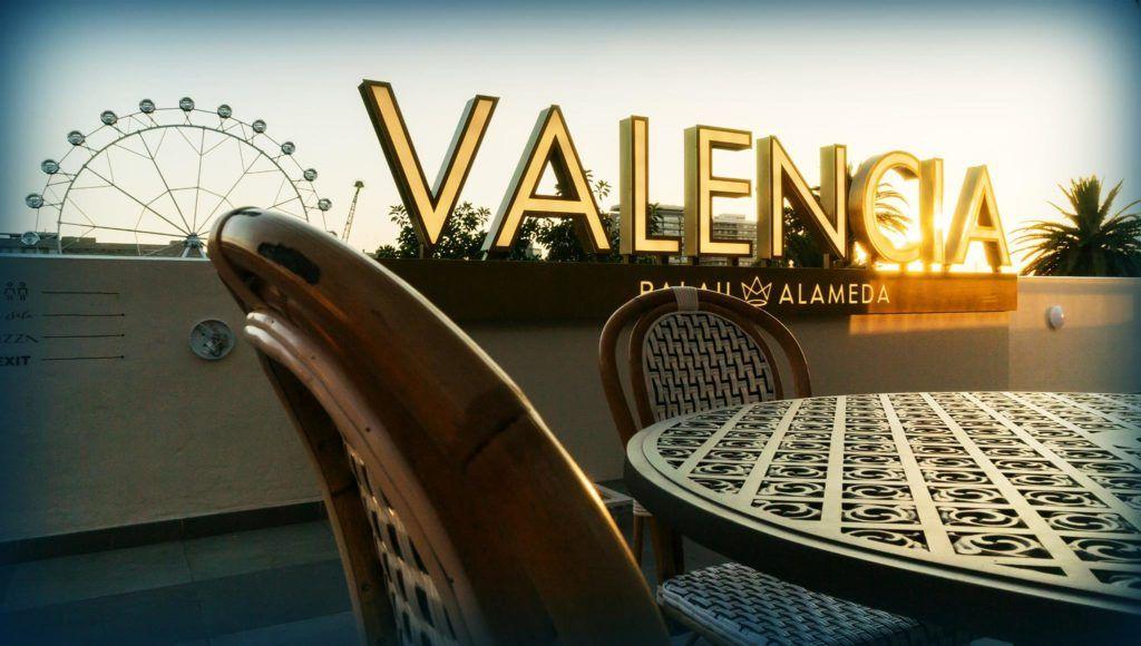 valencia con amigas, viaje con amigas, pau alameda en valencia