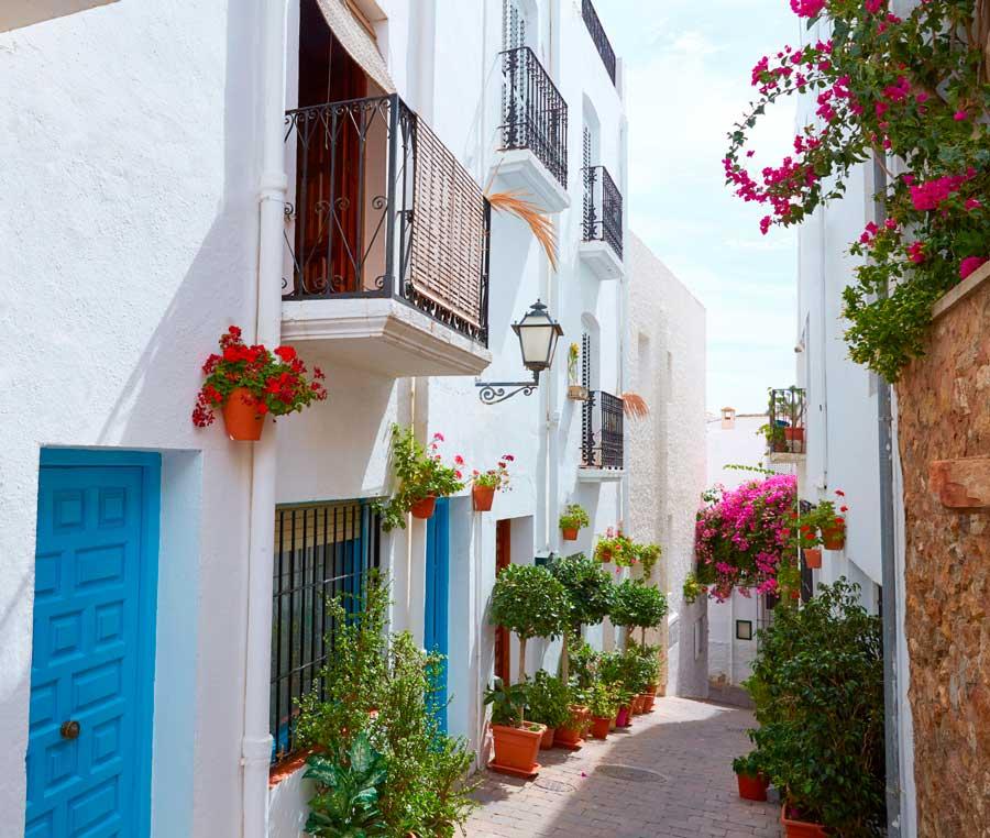 pueblos en Almeria