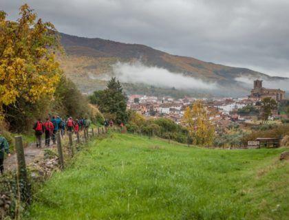 viaje amiga valle ambroz, que hacer en valle ambroz, que ver en valle ambroz, otono magico valle ambroz