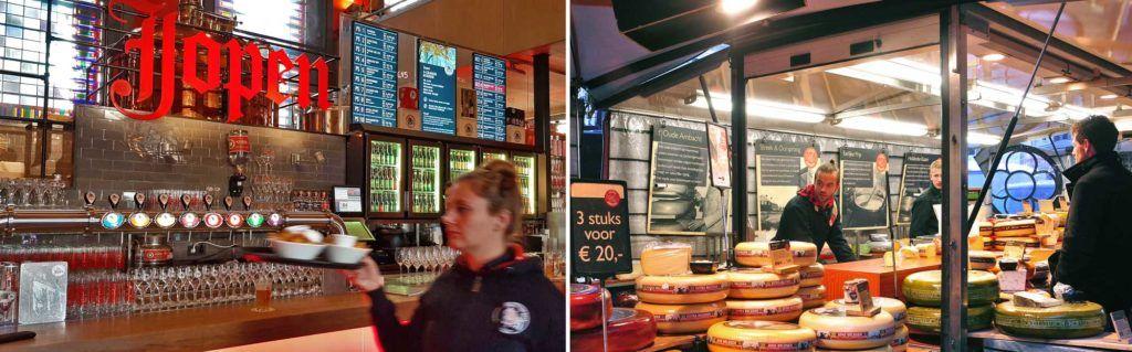 Holanda, Haarlem, viajes con amigas, viajes de mujeres, cervecerias harleem