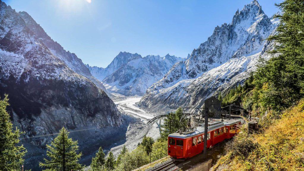 esquiar en Chamonix, mejores estaciones esqui del mundo, viajes de esqui para mujeres