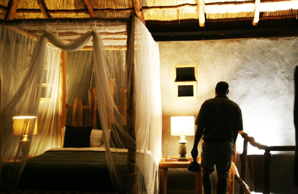 Gwango Elephant Lodge, hoteles en zimbabue