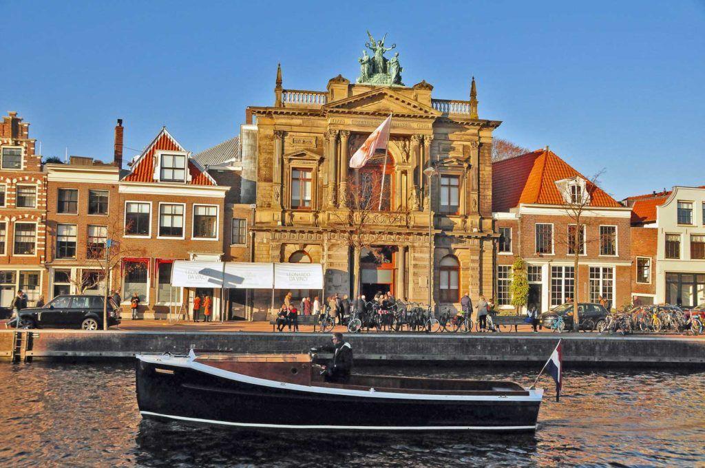 museo teylers, viaje holanda, viaje a Haarlem