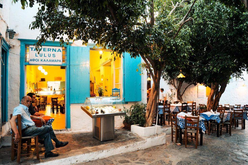 crucero islas griegas, viajes mujeres