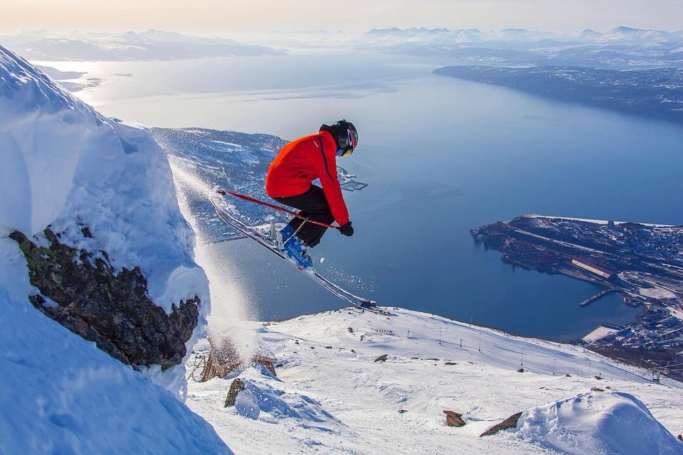 esquiar en Narvikfjellet, mejores estaciones esqui del mundo, viajes de esqui para mujeres