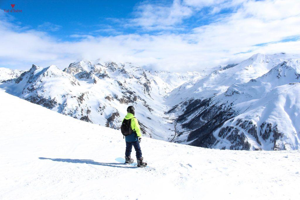esquiar en Val disere, mejores estaciones esqui del mundo, viajes de esqui para mujeres