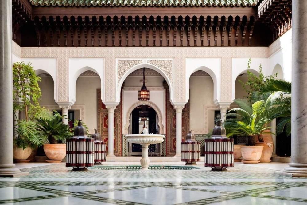 hotel la mamounia, mejor hotel de africa