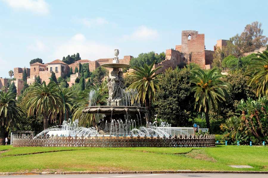 edificios históricos de málaga