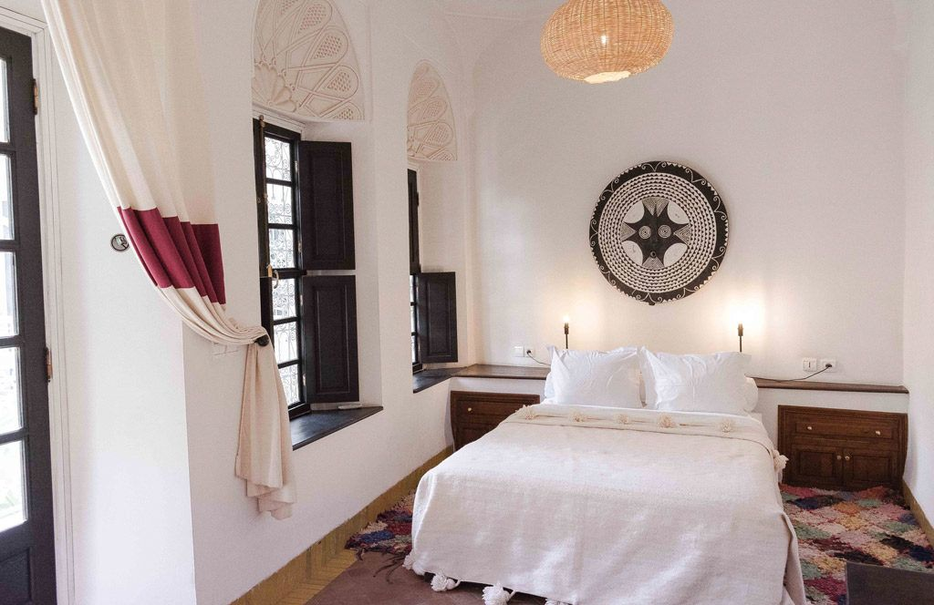 donde dormir en marrakech, riads de marrakech, riad jasmine