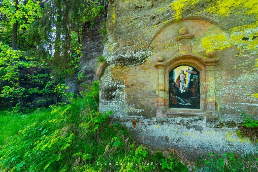 viajes mujeres a chequia, parque nacional suiza, etheria magazine