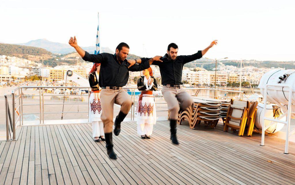 viaje mujeres, crucero islas griegas, viajes con amigas