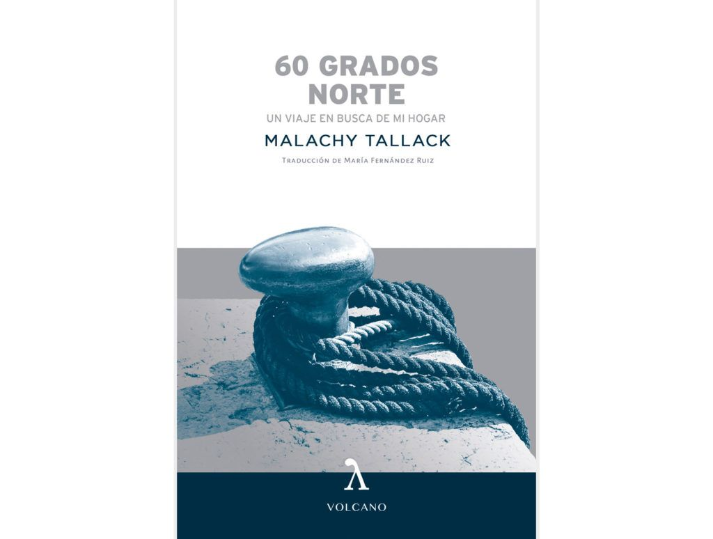 60 grados norte, libros de viajes