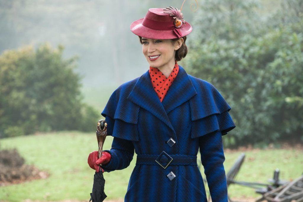 viaje de cine Mary Poppins en londres