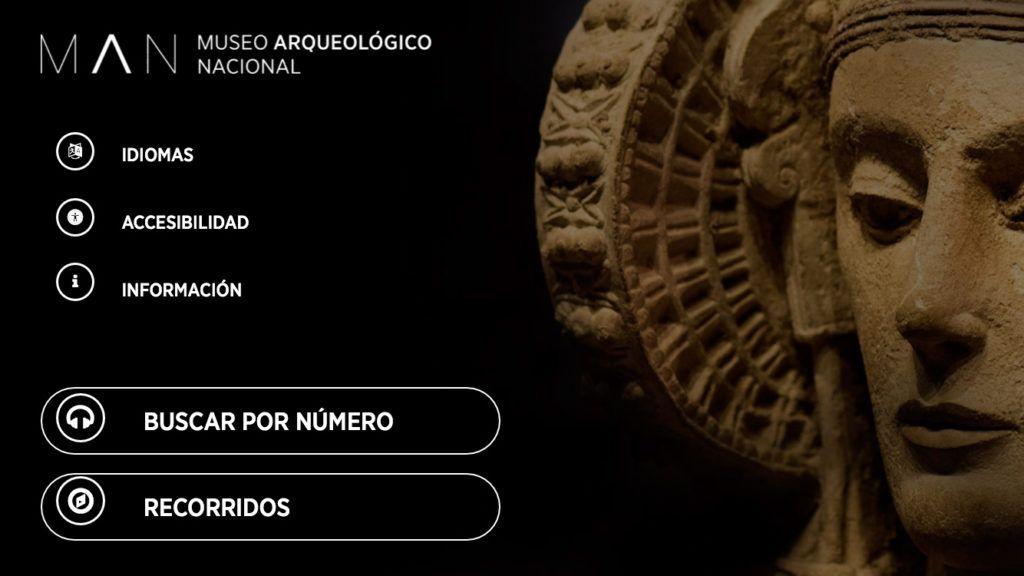 app museo arqueologico madrid
