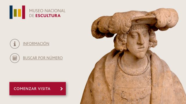 app museo escultura valladolid