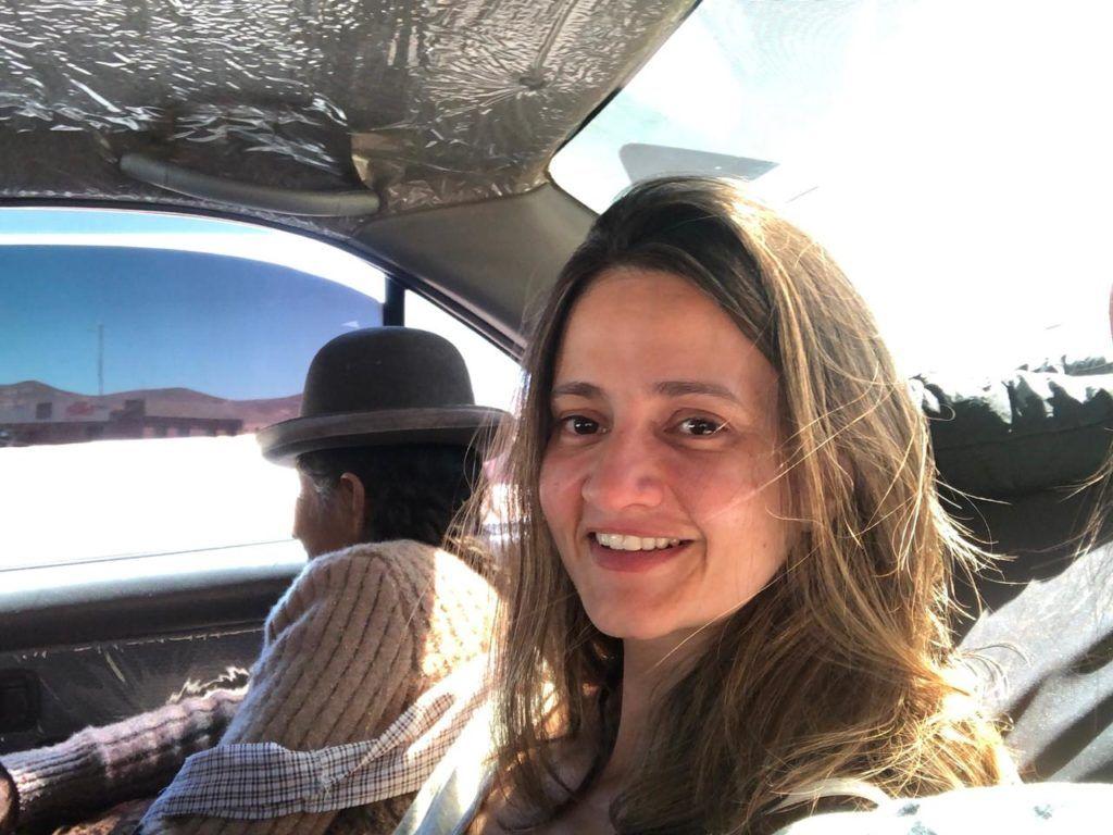 cristina calvo, asuaire travel, mujer etheria
