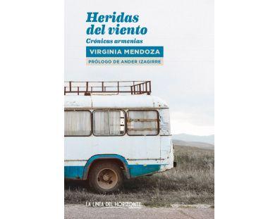 heridas del viento, libros de viajes