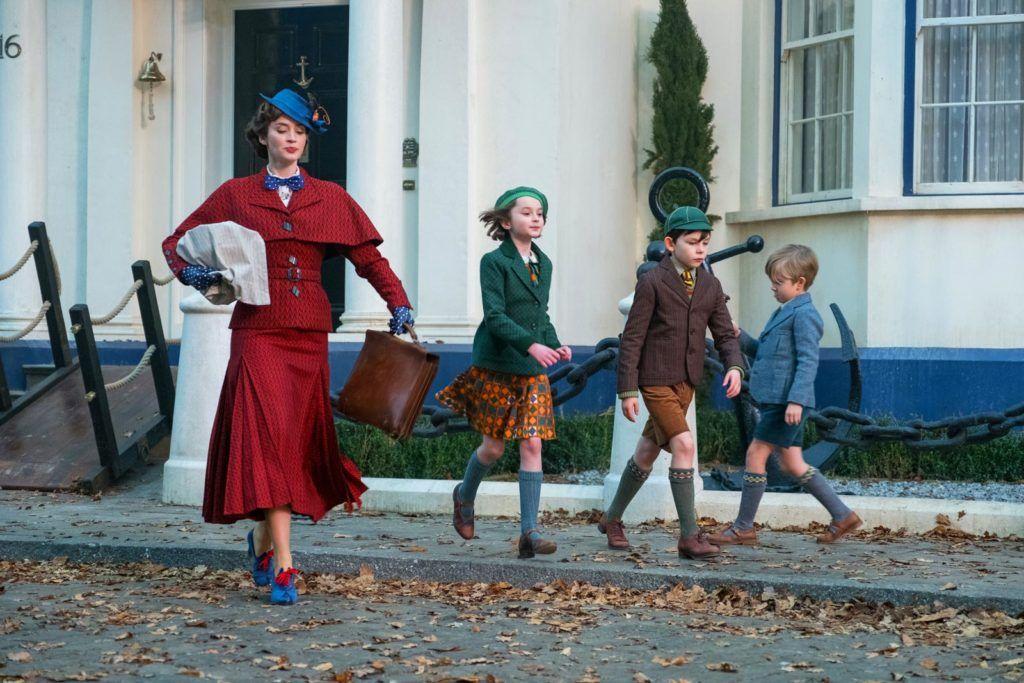 viaje de cine, ruta Mary Poppins en londres