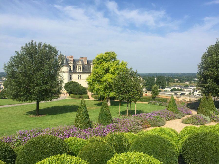 Castillo de Amboise.