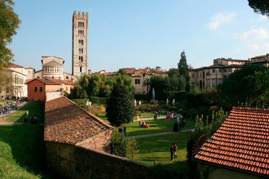 un día en Lucca, viajes a Italia, viajes a Toscana, viajes con amigas, Puccini